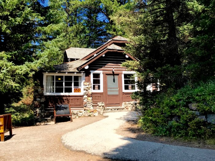 Johnny Sack cabin offers a unique look at history in eastern Idaho. Photo Credit: Lindy Callahan