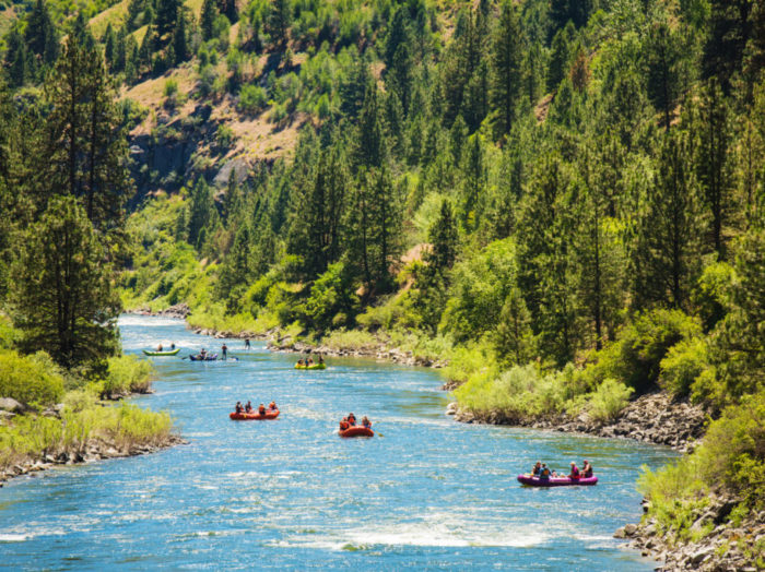 Idaho Idaho Rafting/Kayaking | Visit Idaho