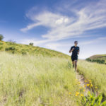 Boise Foothills, Ridge to Rivers Trail System, Boise. Photo Credit: Idaho Tourism.
