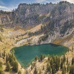 Bloomington Lake, near Bloomington. Photo Credit: Idaho Tourism.