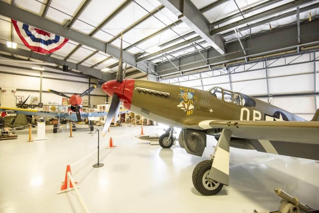 airplane exhibit