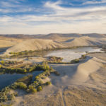 Bruneau Dunes State Park, near Bruneau. Photo Credit: Idaho Tourism.