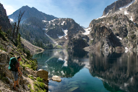Your Guide To Hiking To Idaho S Stunning Goat Lake Visit