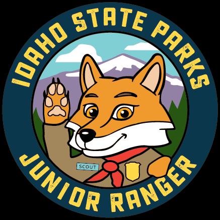 logo for junior ranger program