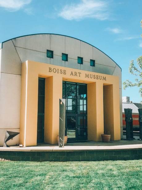art museum exterior