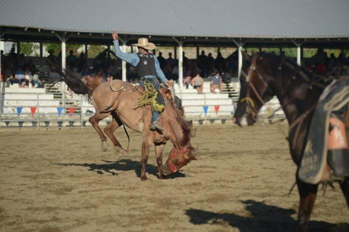 Grangeville - Rodeo