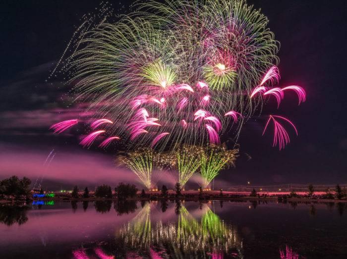idaho falls fireworks