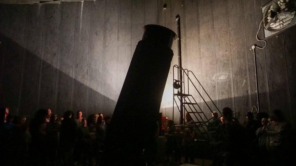 BRUNEAU DUNES TELESCOPE