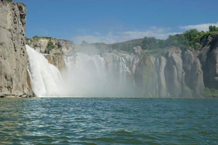 waterfall - shoshone falls