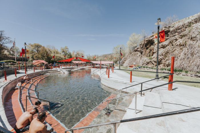 lava hot springs hot pools
