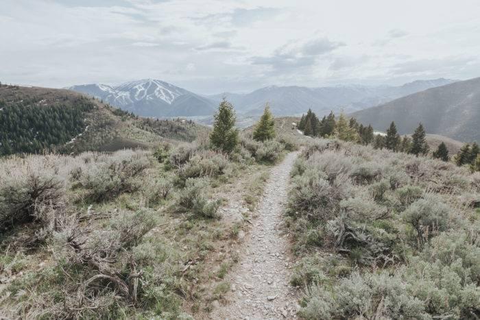 proctor mountain trail