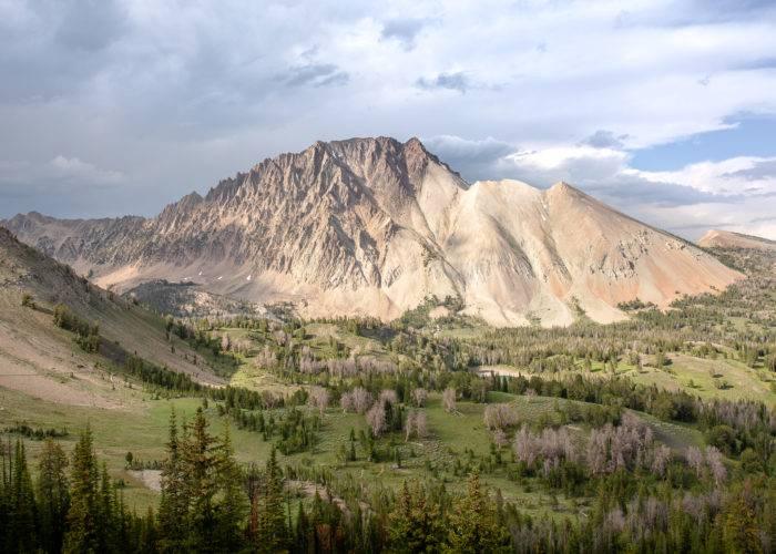 mountain exterior chamberlain basin