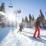 Skiing, Pomerelle Mountain Resort. Photo Credit: Idaho Tourism.