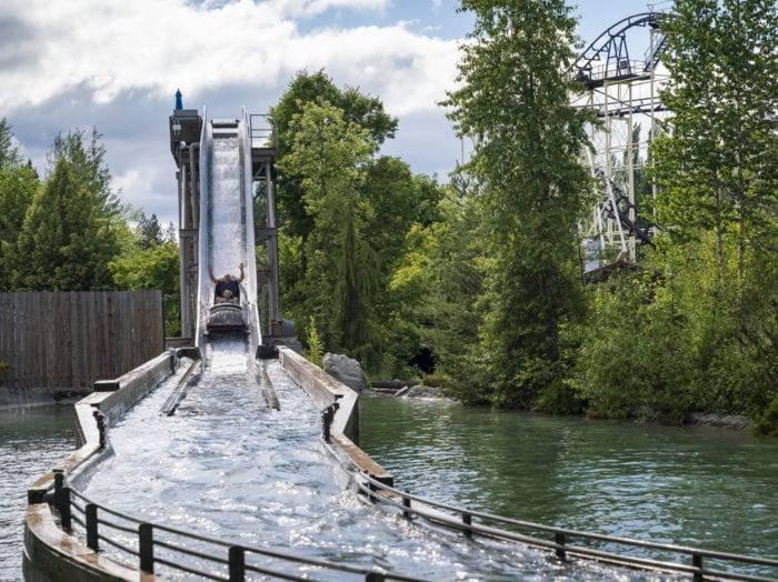 Make a splash at Silverwood. Photo Credit: Idaho Tourism.
