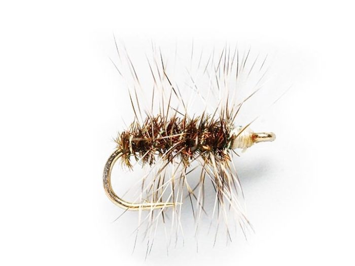 The Griffith's Gnat fly tie