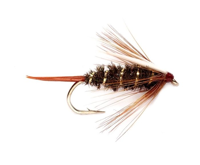 prince nymph fly tie