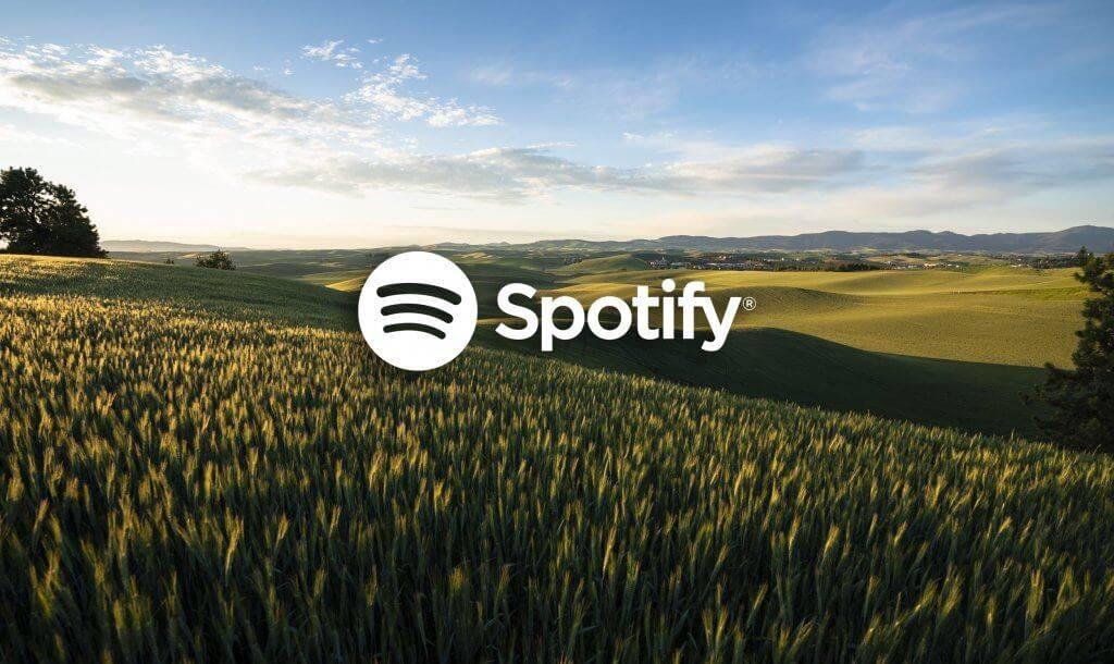 Idaho Spotify Playlist Header