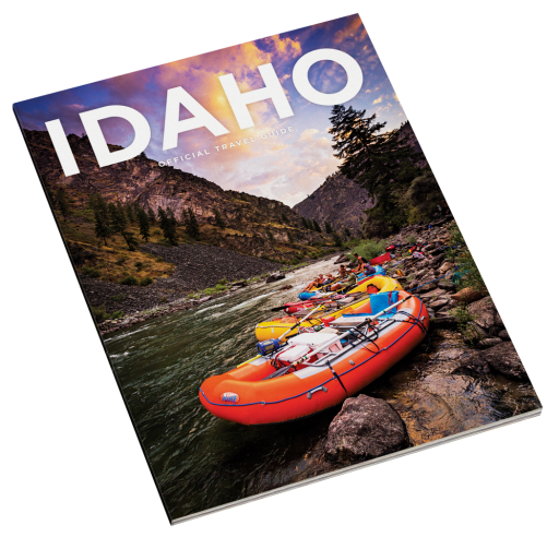 cover of 2021 Official Idaho Travel Guide